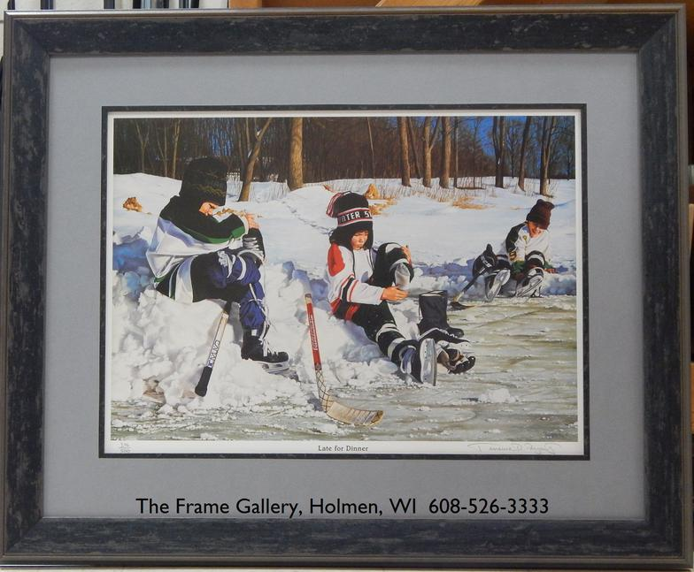 The Frame Gallery Holmen Wi Custom Picture Framing Services